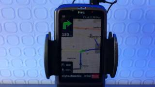 arkon cm700 4 in 1 car mount charger with htc a8181 desire