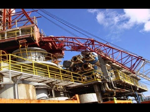 Offshore Rig Crane Accident and Fails