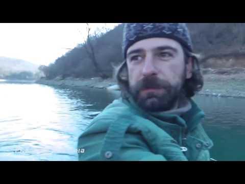 Ribolov na bojnik (skobal) vo zimski uslovi so Vlado Dojcinoski i Afrim Ismailoski 1 del