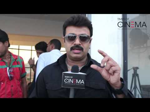 """Riyaz Khan """"I am acting as Assistant Commissioner of Police"""" 