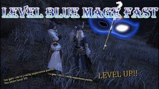 FFXIV: Level Blue Mage Fast With Mobtagging