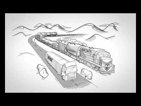 Dedicated Freight Corridor-A short film by Doordarshan