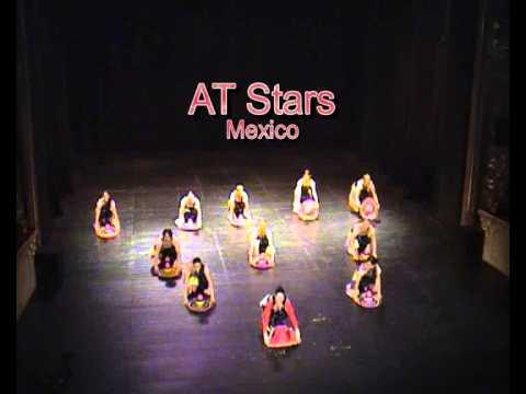 2012   Enjoy aerobik   Stars