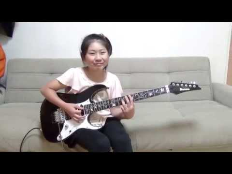 """Dream Theater """"Lost Not Forgotten"""" cover / Li-sa-X (Japanese 10 year old girl)"""