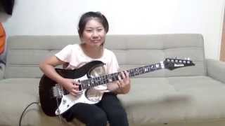 "Dream Theater ""Lost Not Forgotten"" cover / Li-sa-X (Japanese 10 year old girl)"