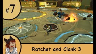 Ratchet and Clank 3 part 7 - The championship bout