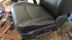 RAM 2500/3500 Laramie Leather Seat Cover Replacement