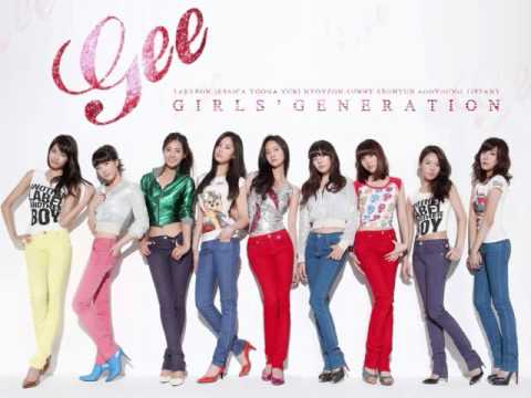 Girls' Generation Gee Audio