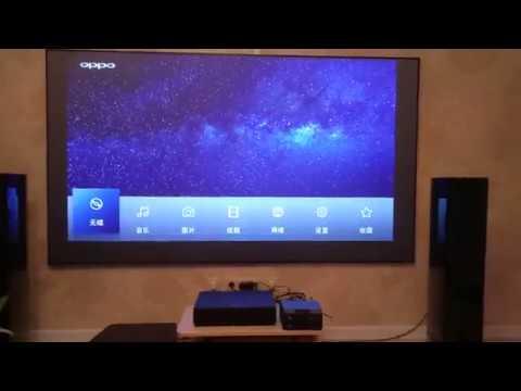 Медиаплеер M9702 - клон Oppo UDP-203 / Pioneer UDP-LX500 + Xiaomi Mi 4K UST Laser Projector