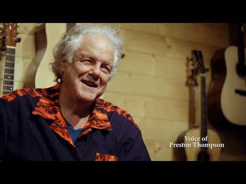 Conversation with Peter Rowan at Thompson Guitars