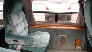 1992 ford e 150 conversion van interior 2