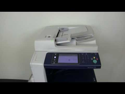 xerox 7120 error codes The security features of the xerox workcentre 7120/7125 are supported by the   important: if an error code is displayed, any print data remaining on the.