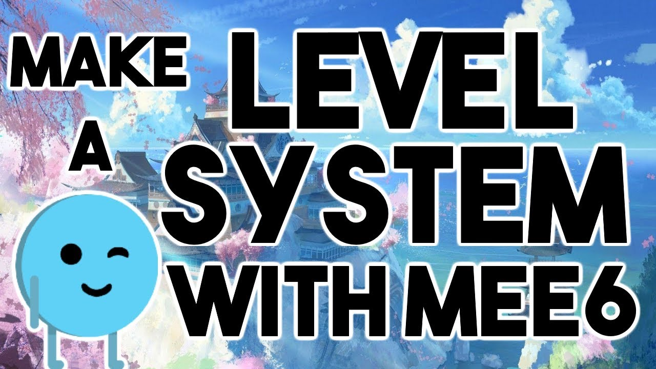 How to setup LEVEL ROLES with MEE6 Bot | Discord 2018 ✔ READ DESC!
