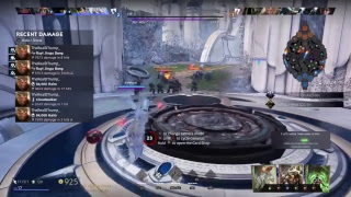 Paragon New Character Gameplay live!