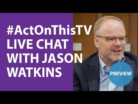 PREVIEW: Jason Watkins Live Video Broadcast!