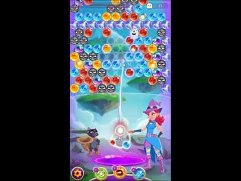Bubble Witch Saga 3 Level 427 - NO BOOSTERS 🐈 (FREE2PLAY-VERSION)