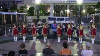 静岡県警察音楽隊 夕涼みコンサート(2013/8/30)⑧