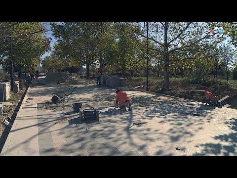Общественность проконтролирует ход реконструкции парка Победы