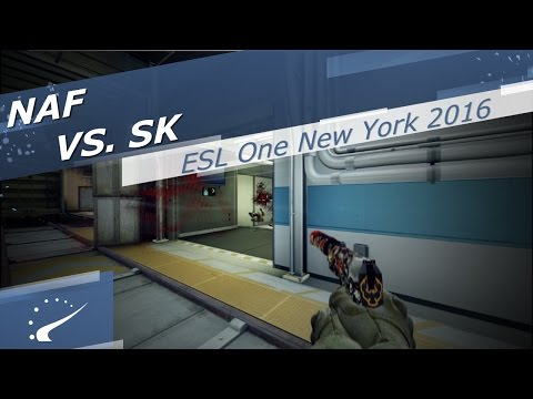 NAF vs. SK - ESL One New York 2016