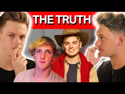 Conor Maynard  ON FAME, LOGAN PAUL & HIS BROTHER'S SCANDAL Honest