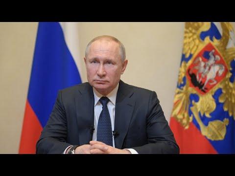 Приоритеты поддержки: что Путин считает главным для россиян в условиях пандемии