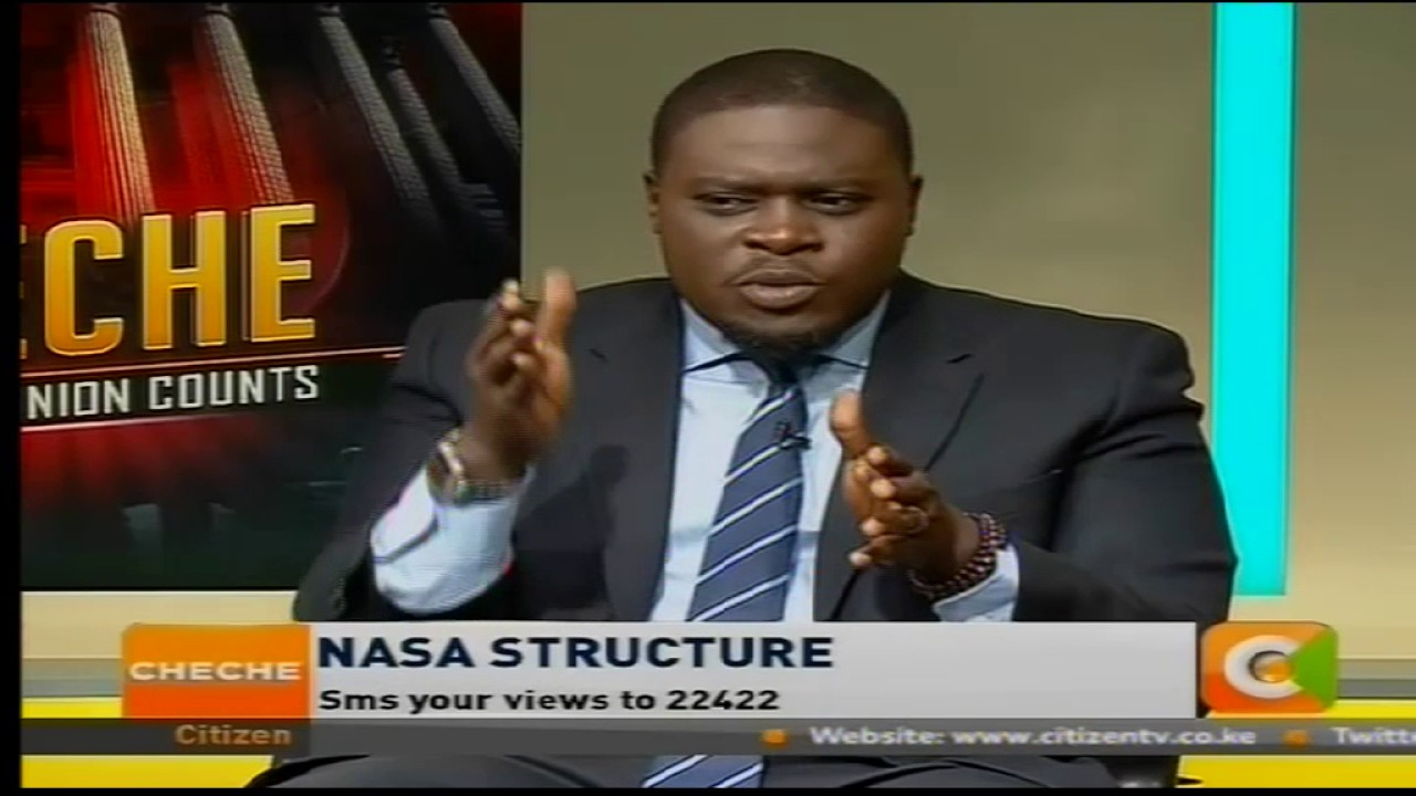 cheche: nasa structure part 3 - youtube