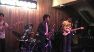 Music Malaysia - Rasa Sayang (JUNK Original Arrangement, Live at Backyard Grill & Pub, KL)