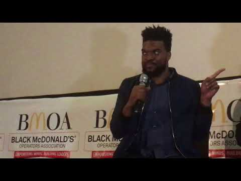 Mark Willis of Black Panther   Chicago.SunTimes.com