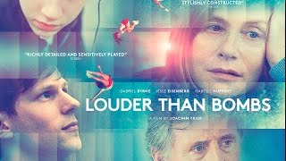 LOUDER THAN BOMBS | Official UK Trailer - in cinemas 22nd April