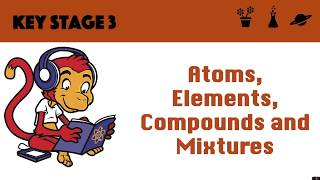Atoms, Elements, Compounds and Mixtures