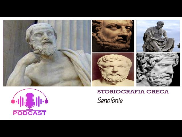 Storiografia greca: Senofonte