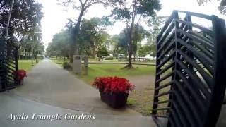Ayala Triangle Gardens - Ayala Avenue - Makati, Metro Manila (Philippines)