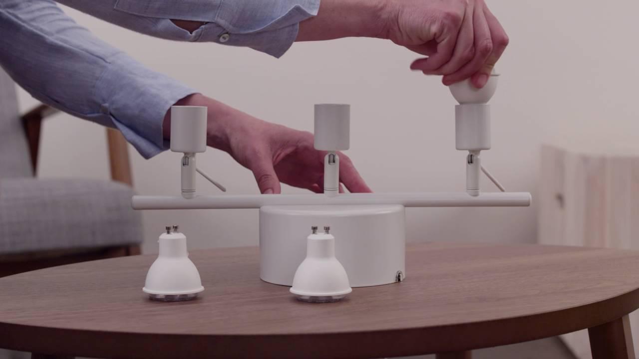 IKEA Smart belysning ? S? g?r du Anslut 3 smarta LEDlampor till