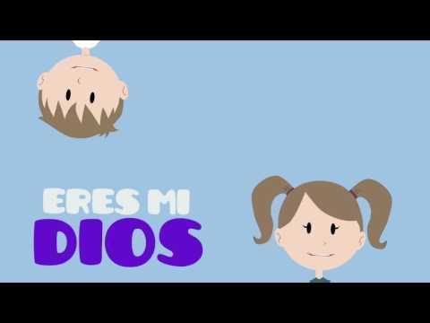 VDF Kids - Eres Mi Dios (Video Lyric)