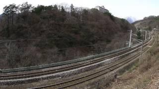 【鐵動画】2017.04.17 DL石打訓練・E235配給・新津工臨