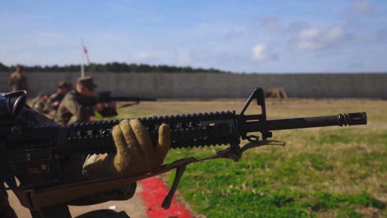US Marine Corps • Intramurals Competition • Recruit Depot Parris Island 2021