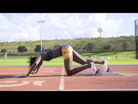 Tori Bowie: Track Has Saved My Life