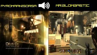Pyromaanisorsa VS MrBlombastic Kumpi meist on nopeempi Deus Ex pelaaja Battletoads 4 Player Race inspiroi minut tekemn LP kisan meni vaan