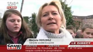 Une transhumance à Marquette-Lez-Lille ! (Nord)