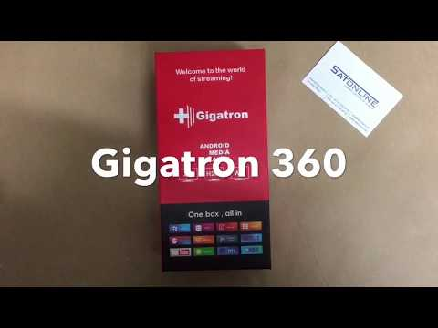 Gigatron 360 IPTV