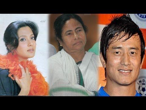 TMC's 'Star Power': Moon Moon Sen, Bhaichung Bhutia to be fielded in LS polls