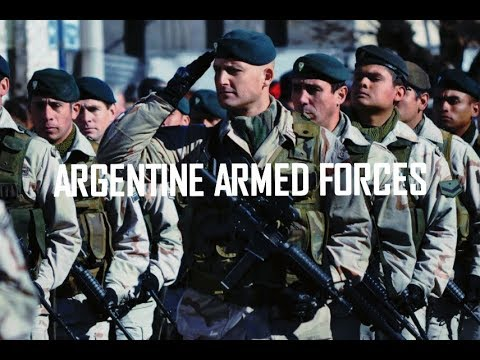 Argentine Armed Forces 2018