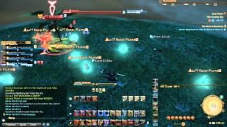 the howling eye garuda primal normal story mode final fantasy xiv heavensward