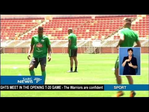 Two key Bafana players doubtful for Senegal match