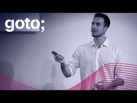 GOTO 2018 • Why you don't see Blockchain in your Everyday Life…yet • Ricardo Garcia