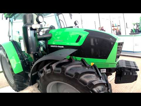 2018 Deutz-Fahr 5120G 3.8 Litre 4-Cyl Diesel Tractor  (116HP)