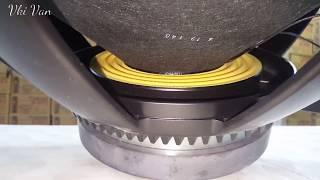 Rcf 18 بوصة مع 2000 واط ذروة الانتاج RCF lf18g400