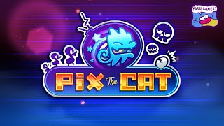 Pix The Cat PS4 Gameplay 1080p HD