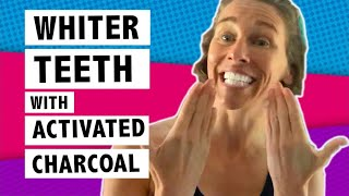 Whiter Teeth with Activated Charcoal - #UmoyoLife 009