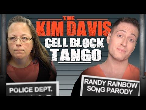 The KIM DAVIS Cell Block Tango - Randy...
